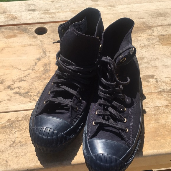 a45adc8c2c64 Converse Nigel Cabourn navy blue limited